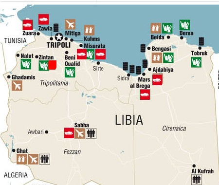 Libya 3/11