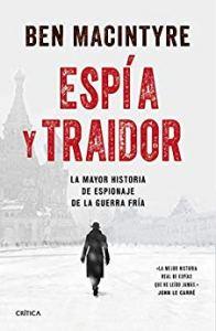 Libro espía y traidor