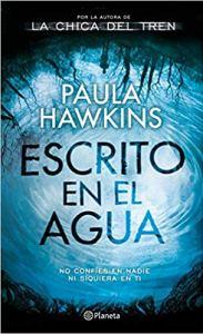 Escrito en el agua, de Paula Hawkins