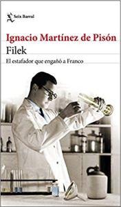 Filek, de Ignacio Martínez de Pisón