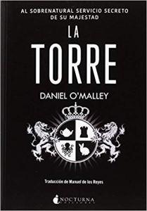 La torre, de Daniel O´Malley