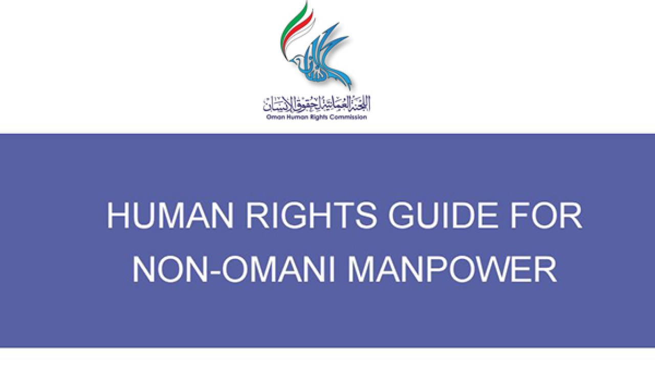 Human Rights Handbook for Expat workers in Oman