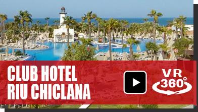 piscina playa hotel palmeras
