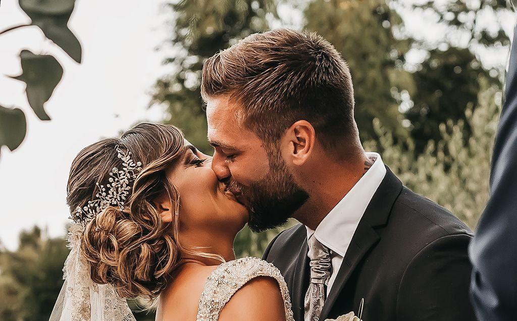 Reportaje fotografico de boda
