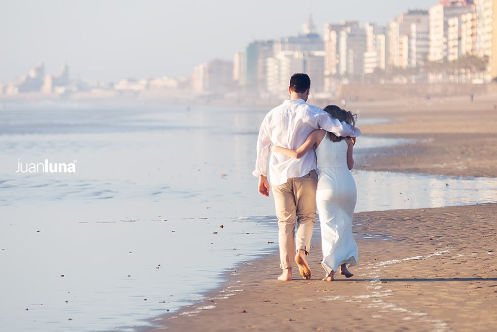 Preboda de Ana y Miguel en Cádiz