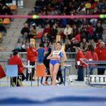 Claudia de Campos, Campeona de España de Salto de Altura