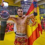 PABLO CASTELLANO. Campeón Mundial de Muay Thay por la Federación ICO en 2016
