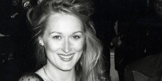 Meryl Streep, la guapa que supimos ver.
