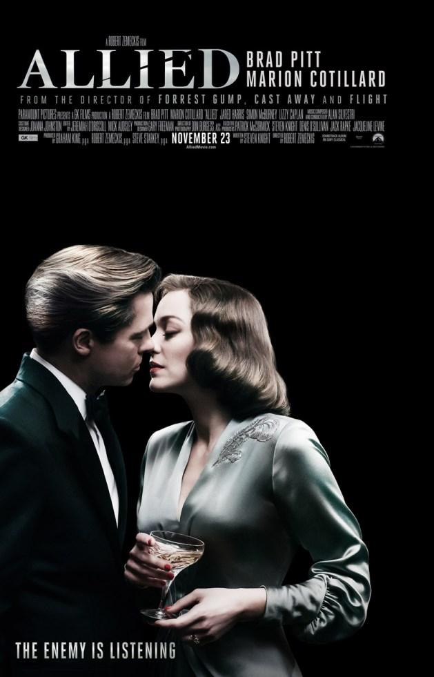 Gran póster, película floja.