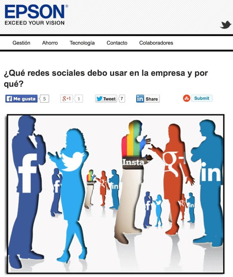 epson-redes-sociales-empresa