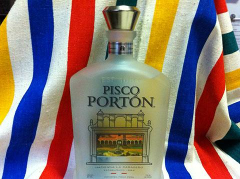 Pisco Porton