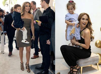10 celebrity latina moms