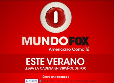 mundofox new spanish language network august