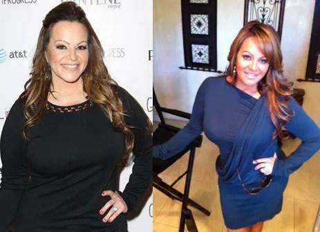 Jenni Rivera weight loss pierde peso juanofwords