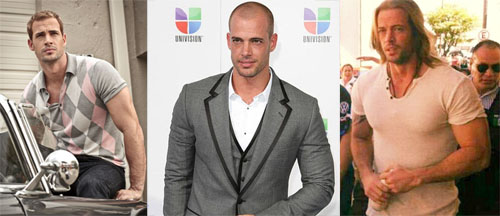 William Levy pelon long hair la tempestad new look telenovela juanofwords