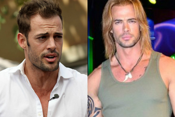 William Levy with or without hair?