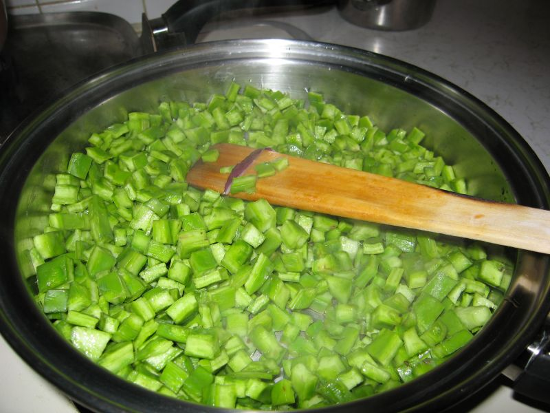 Nopales for cooking
