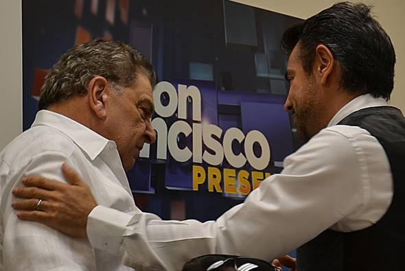 Could Eugenio Derbez replace Don Francisco?