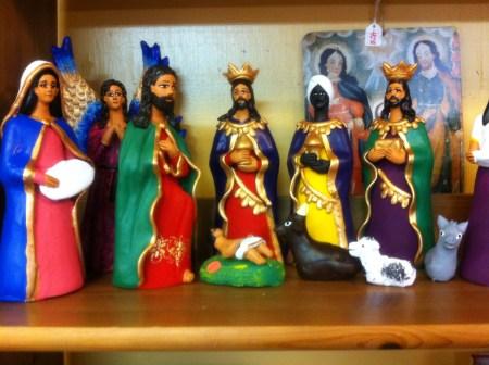 Texas Posadas: Familia, Friends & Villancicos for Christmas!