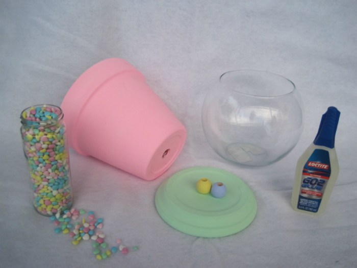 Bubble gum machine replica