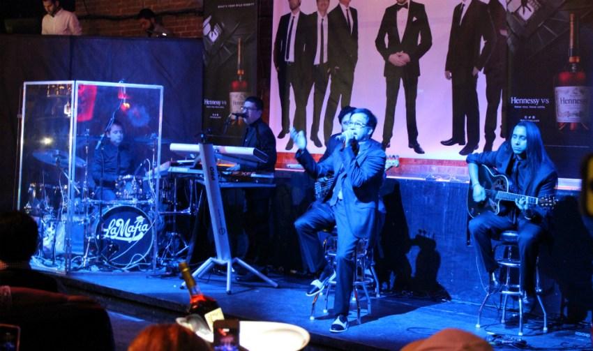 La Mafia Album Release Party Houston