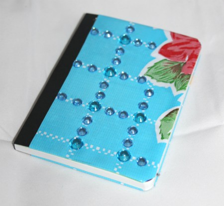Mexican Oil Cloth Notebook Cover