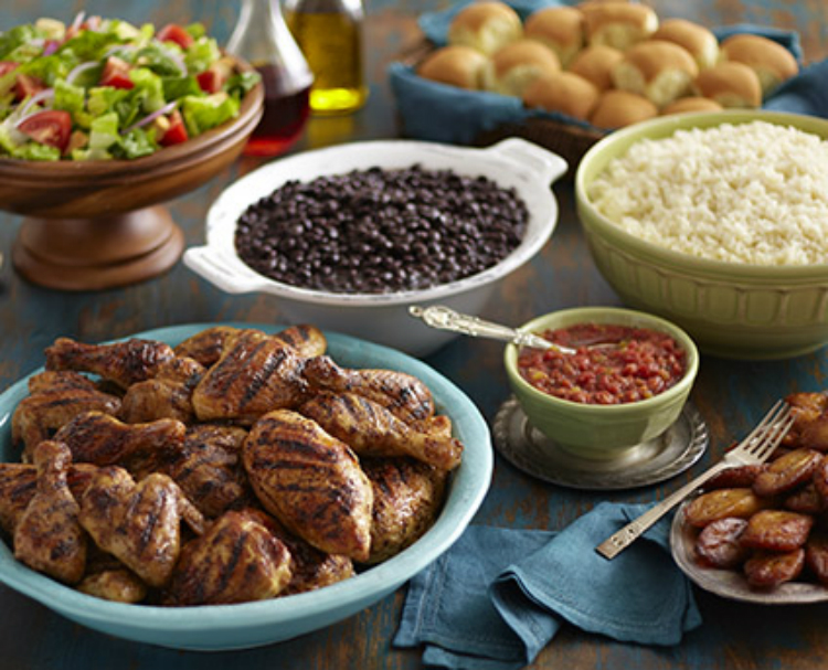 For Navidad: Good Friends & Good Food