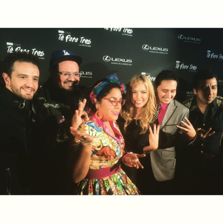 On Culture, Music & Fashion, La Santa Cecilia