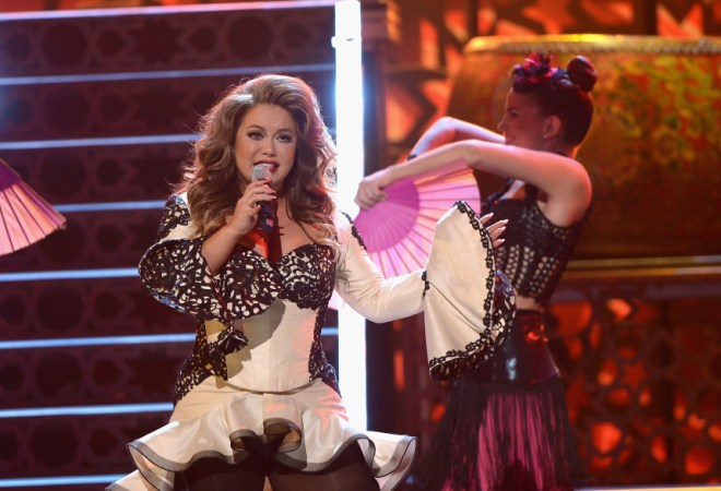 Somebody please help Chiquis Rivera!