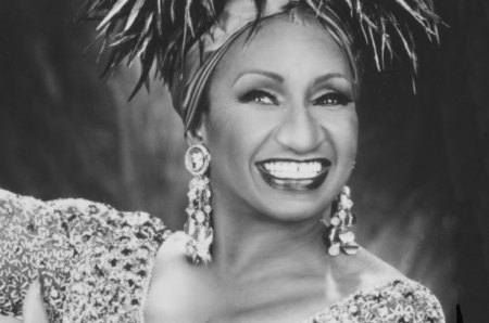 ¡Azucar! Telemundo is bringing the Celia Cruz story to the small screen