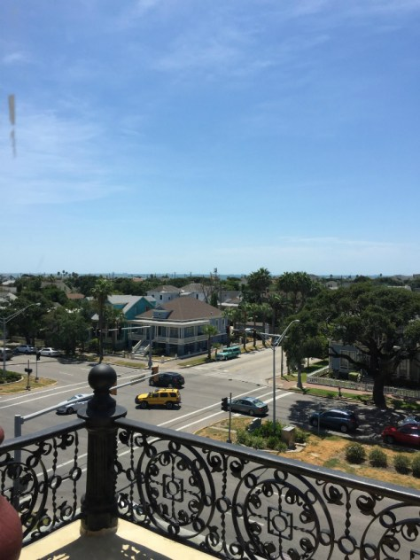 Our family vacation in Galveston