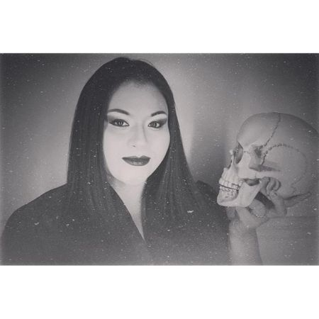 Dress up for Halloween: Morticia Addams
