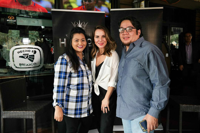 An afternoon with Kate Del Castillo in Houston