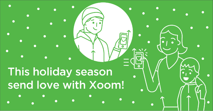Spreading Holiday Cheer with Paypal Xoom - #XoomHoliday #ad