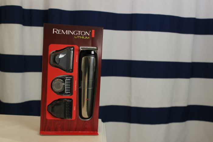 Up Close and Personal with the Beard Boss by Remington