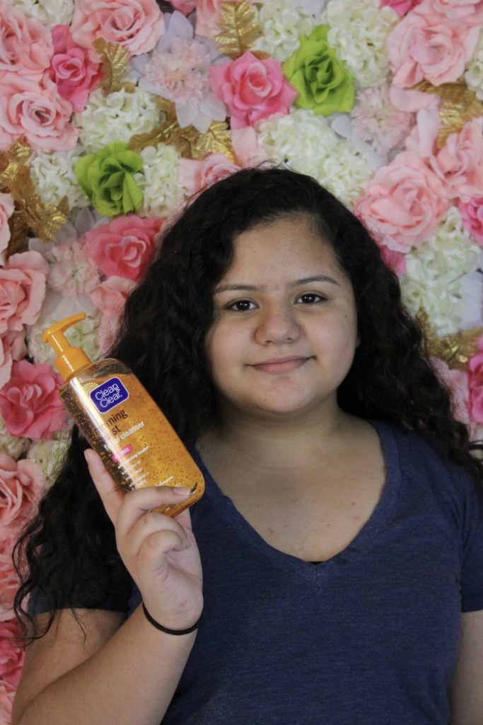 A lesson on healthy skin for back to school