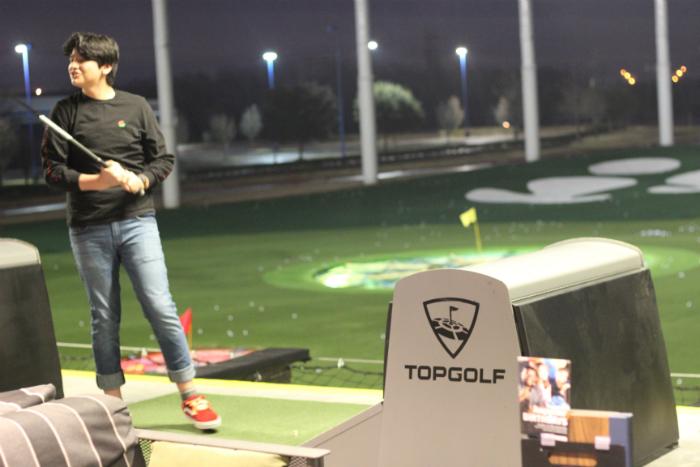 A Golf Adventure for the Familia