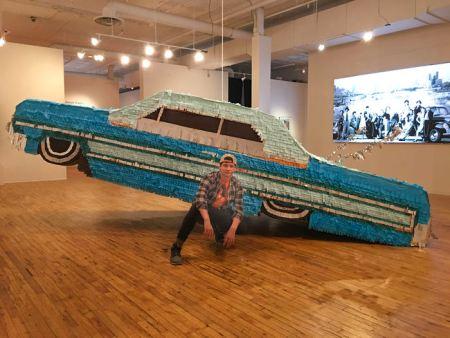 The 'Pachucos y Sirenas' Exhibition at Museo de las Americas