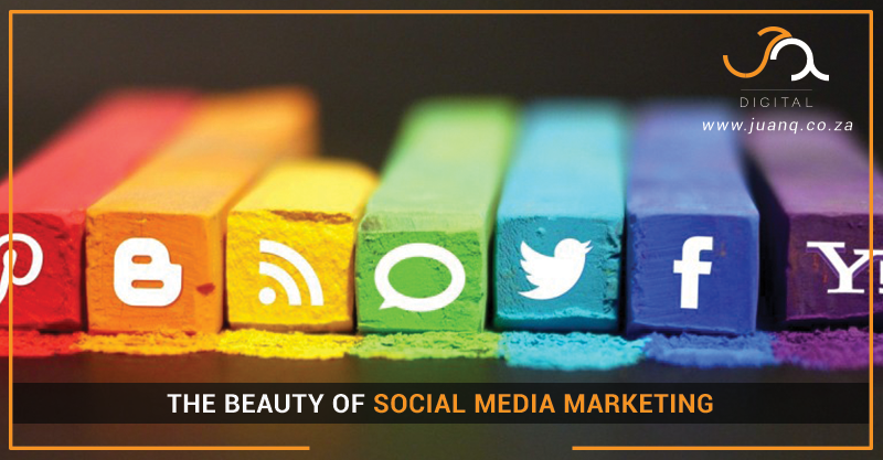 The Beauty of Social Media Marketing: it's Next Level!