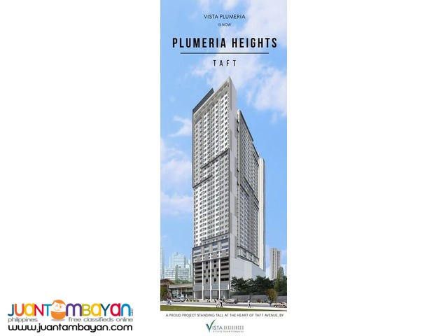 P19K MONTHLY PLUMERIA HEIGHTS PRESELLING CONDO NEAR