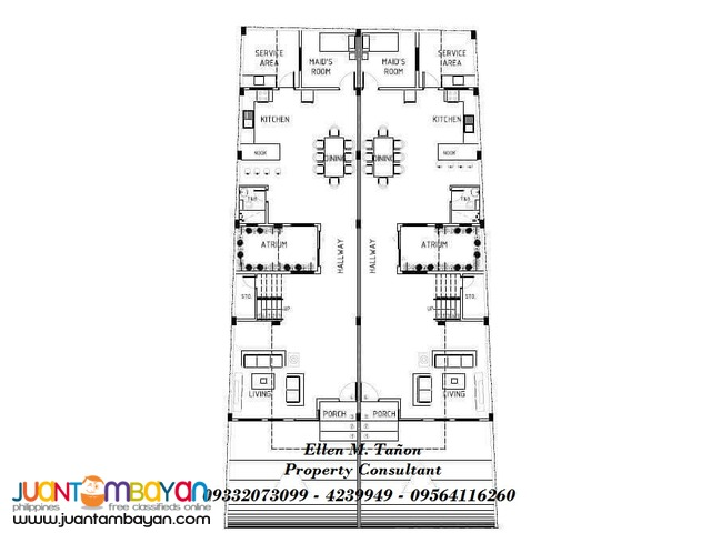 165 sqm house and lot in Marikina City