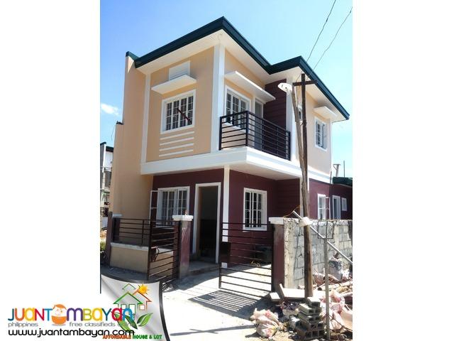 Placid Homes 3 Single Attached House thru Pagibig Loan   Mis Dyan