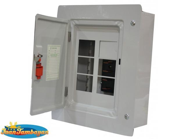 Outdoor Circuit Breaker Panel