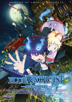Ao no Exorcist: The Movie
