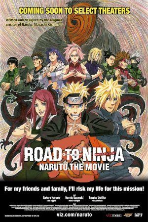 Road to Ninja: Naruto the Movie