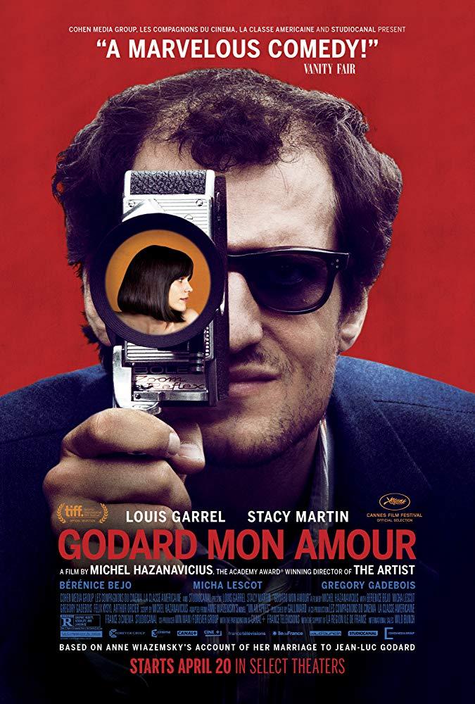 Godard Mon Amour (Le Redoutable) (2017)