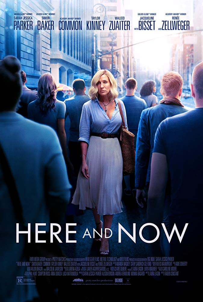 Here and Now (Blue Night) (2018)
