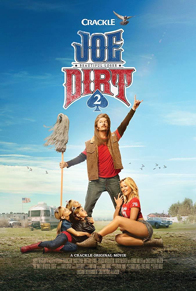 Joe Dirt 2- Beautiful Loser (2015)