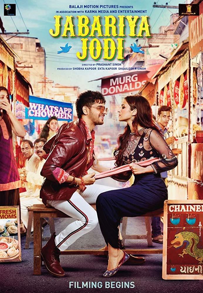 Jabariya Jodi (2019) HD