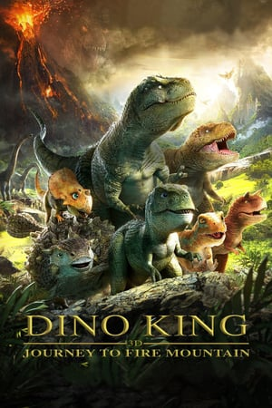 Dino King 3D Journey to Fire Mountain (2018)
